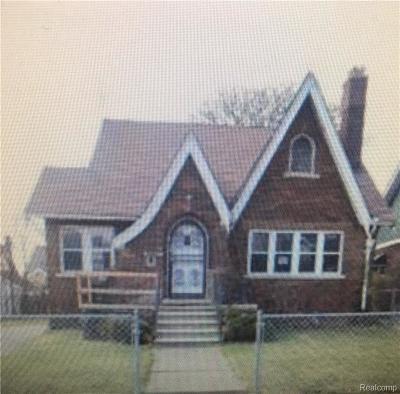 Wayne Single Family Home For Sale: 13127 Mendota St