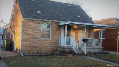 Wayne Single Family Home For Sale: 4104 Duplex Ave