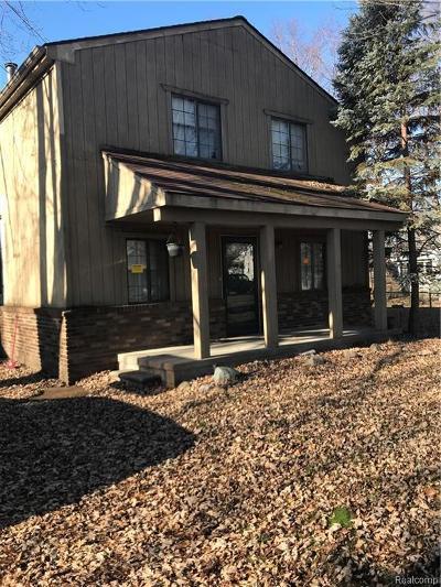 Wayne Single Family Home For Sale: 12031 Centralia