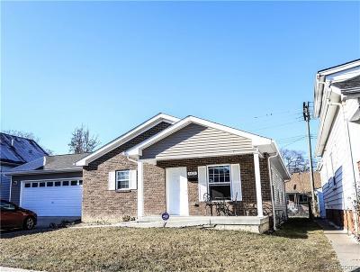 Wayne Single Family Home For Sale: 5305 Hartwell St