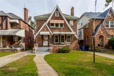 Wayne Single Family Home For Sale: 17358 Pennington Drive Dr