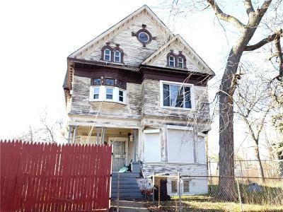 Wayne Single Family Home For Sale: 5015 Helen St