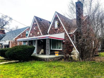 Wayne Single Family Home For Sale: 15457 Prevost St
