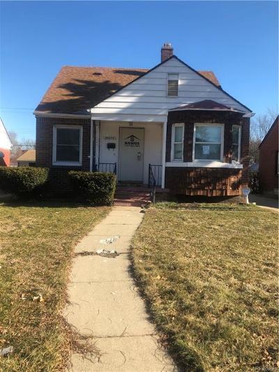 Wayne Single Family Home For Sale: 20274 Joann St