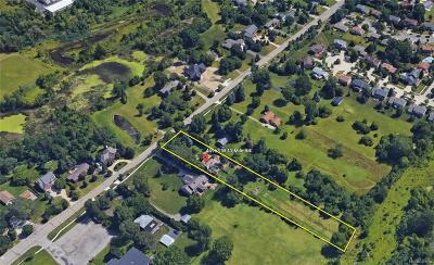 Oakland Residential Lots & Land For Sale: 44963 W 11 Mile Rd