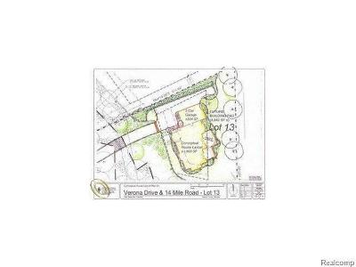Oakland Residential Lots & Land For Sale: 7345 Verona