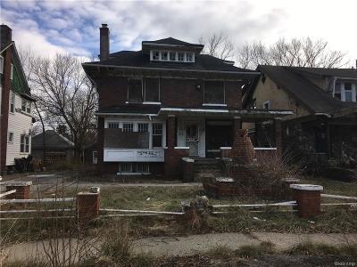 Wayne Single Family Home For Sale: 102 Winona St