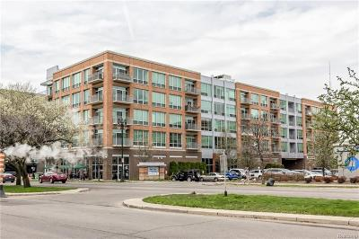 Wayne Condo/Townhouse For Sale: 3670 Woodward Ave