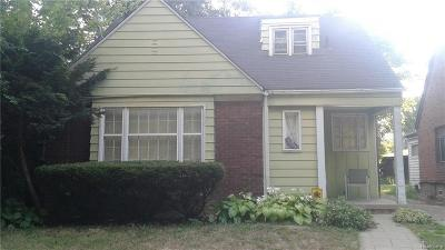 Wayne Single Family Home For Sale: 13935 Warwick St