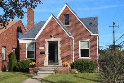 Wayne Single Family Home For Sale: 23000 Arlington St