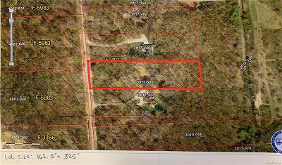 Residential Lots & Land For Sale: 8295 Morrow Rd