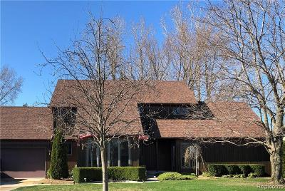 St. Clair Single Family Home For Sale: 2901 Woodstock Cir