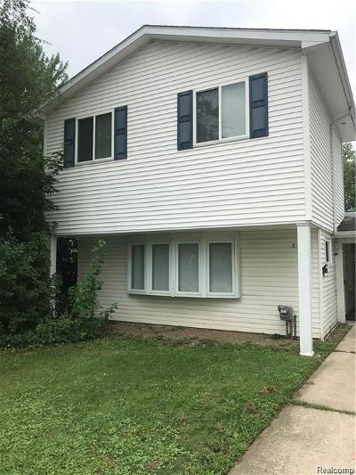 Berkley Single Family Home For Sale: 3507 Gardner Ave