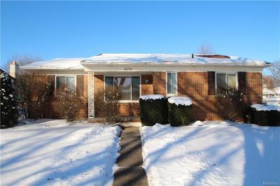 Troy Single Family Home For Sale: 2679 Arrowhead Dr