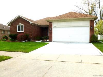 Troy Single Family Home For Sale: 2130 Prescott Dr