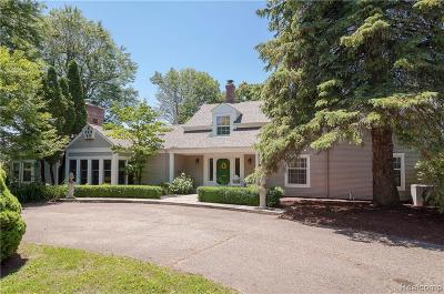 Lapeer Single Family Home For Sale: 3114 Casey Rd