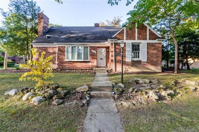 Dearborn Single Family Home For Sale: 22140 Lawrence