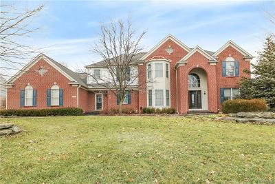 Plymouth Single Family Home For Sale: 50194 N Ridge Dr
