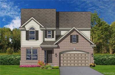 Auburn Hills Single Family Home For Sale: 3633 Thornwood Dr