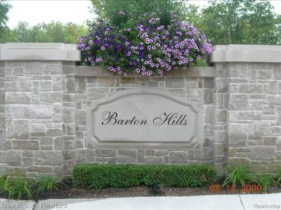 Bloomfield Hills Residential Lots & Land For Sale: 170 Bridgeview Dr