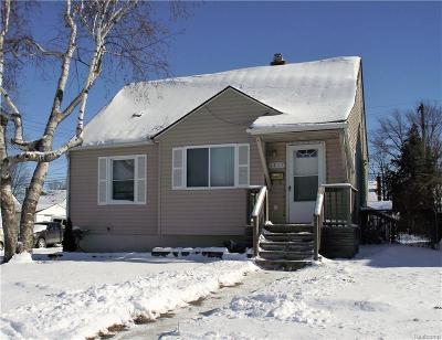 Wayne Single Family Home For Sale: 4415 S Hubbard St