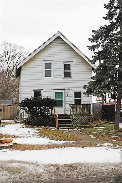 Royal Oak Single Family Home For Sale: 112 W Parent Ave