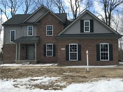 Belleville Single Family Home For Sale: 13670 Cobblestone Creek Dr