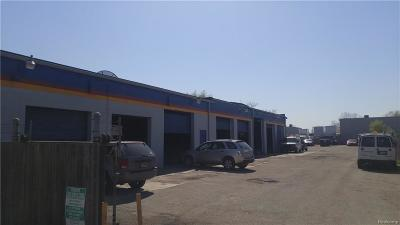 Commercial/Industrial For Sale: 999 Rochester Rd