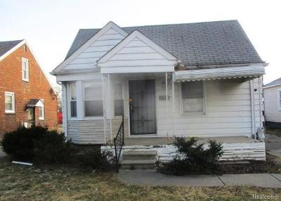 Wayne Single Family Home For Sale: 7794 Brace