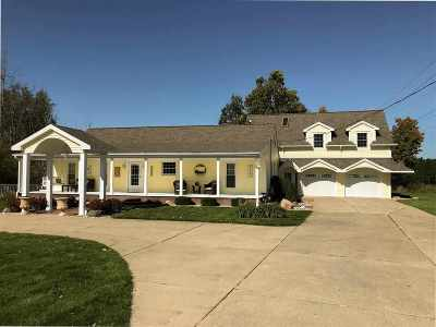 Flushing Single Family Home For Sale: 11193 Riley Road