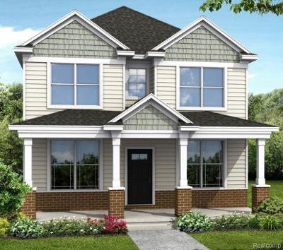 Rochester Single Family Home For Sale: 331 Oak St
