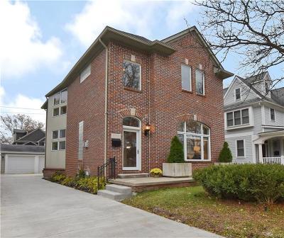 Birmingham Single Family Home For Sale: 960 Davis Ave
