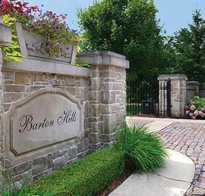 Bloomfield Hills Residential Lots & Land For Sale: 115 Bridgeview Dr