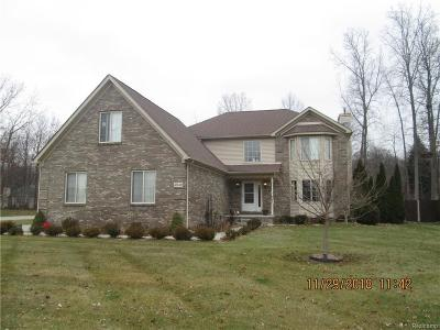 St. Clair Single Family Home For Sale: 4840 Lorwood Dr