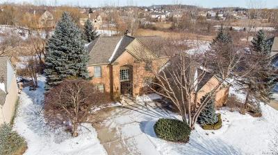 Rochester Single Family Home For Sale: 4767 Deer Park Crt