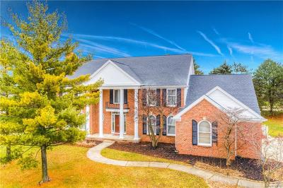 Troy Single Family Home For Sale: 4866 Riverchase Dr