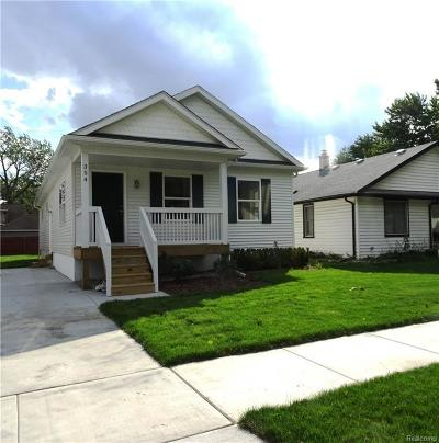 Ferndale Single Family Home For Sale: 354 Jewell St
