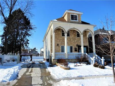 Dearborn Single Family Home For Sale: 7521 Middlesex St