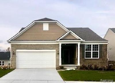 Lake Orion Single Family Home For Sale: 1339 Crossbill Ln