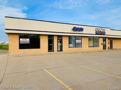 Commercial Lease For Lease: 5815 17 Mile Rd