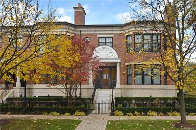 Birmingham Condo/Townhouse For Sale: 410 Townsend St