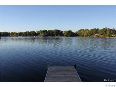 Bloomfield Hills Residential Lots & Land For Sale: 1729 Heron Ridge