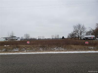St. Clair Residential Lots & Land For Sale: Wadhams