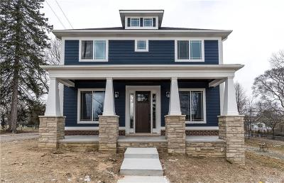 Rochester Single Family Home For Sale: 540 W 2nd St