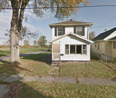 Flint Single Family Home For Sale: 1136 Bloor Ave