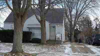 Flint Single Family Home For Sale: 4411 Ogema Avenue