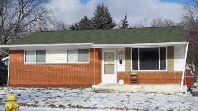 Flint Single Family Home For Sale: 817 Lochhead Avenue