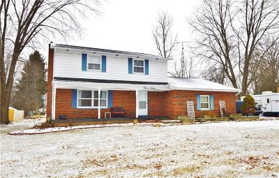 Flint Single Family Home For Sale: 1216 Anzio Ln