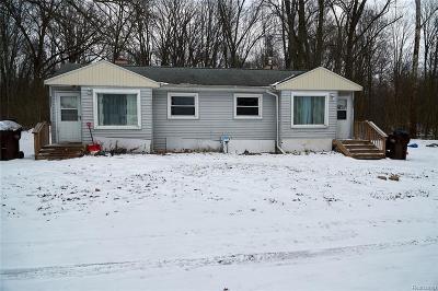 Belleville Multi Family Home For Sale: 20011 Crandell Crt
