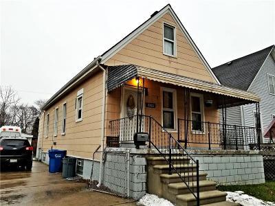 Warren Single Family Home For Sale: 8220 Hudson Ave